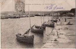Environs De Cherbourg  Le Port Du Becquet - Cherbourg