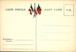 FRANCE - Carte FM Non Voyagé - A Voir - L 2637 - Cartes De Franchise Militaire