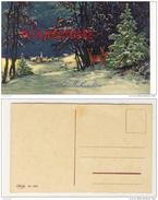 AK Fröhliche Weihnachten ,Wald,Reh. ( OR 4 ) - Autres