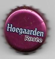 BELGIQUE / CAPSULE BIERE HOEGAARDEN ROSEE - Bière