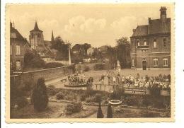 St.Pieters-Leeuw. St.Antonius Gesticht Vacantiekolonie    Leeuw-St. Pierre - Sint-Pieters-Leeuw