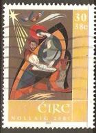 Ireland 2001 SG 1462 Christmas Fine Used - Usati