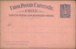 CHILI - Entier Postal Non Voyagé- A Voir - L 2659 - Chile