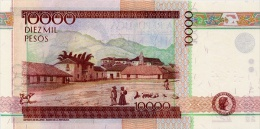 COLOMBIA P. 453n 10000 P 2010 UNC - Colombia