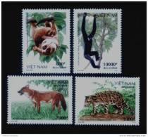 Vietnam Viet Nam MNH Perf Withdrawn Stamps 2006 : Animals In Ben En National Park (Ms952) - Viêt-Nam