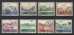 SBK F27-34, Mi 387-94 - Used Stamps