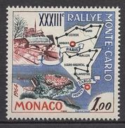 MONACO 1963 N° 616  NEUF ** - Nuovi