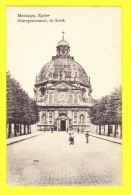 * Scherpenheuvel Zichem - Montaigu (Vlaams Brabant) * église, Kerk, Church, Kirche, Animée, Enfant, Rare, Old - Scherpenheuvel-Zichem