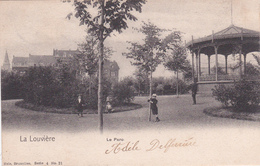 LA LOUVIERE - LE PARC - NELS - La Louvière