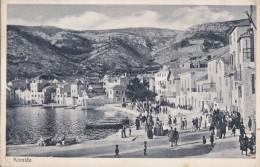 CROATIA - HRVATSKA Otok Vis - Komiza, Luka - Croazia
