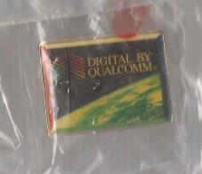 Pin's - DIGITAL  By QUALCOMM - Pin