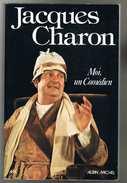 Moi Un Comédien - Jacques Charon - 1975 - 288 Pages 24 X 15,5 Cm - Humour