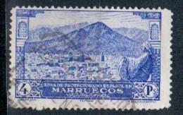 Marruecos U 117 (o) Paisajes. 1928 - Spanisch-Marokko