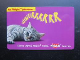 Whiskas Account Prepaid Card, Cat, 5DM - Germany