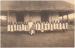 Congo - L'Ecole D'Infirmiers Croix Rouge Pawa - School Voor Verplegers Roode Kruis Pawa - Croix-Rouge