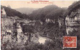 Génissiat  Les Gorges Du Rhône - Autres Communes