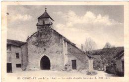 Génissiat La Vieille Chapelle Du XIIIe Siècle - Autres Communes