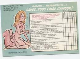 "ALEXANDRE "" SERIE  TEST / FEMMES  ""  N° 722/  3  EDITION LYNA     CPSM 10X15 - Alexandre"