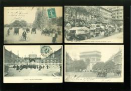 Grand Lot De 500 Cartes Postales France  Paris ( Drouille )    Groot Lot Van 500 Postkaarten Frankrijk  Parijs ( Brol ) - 500 Postales Min.