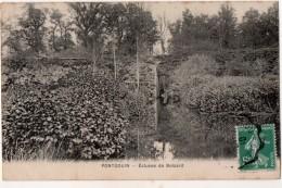Pontgouin  Ecluses De Boizard - France