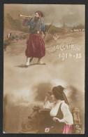 LE CLAIRON 1914-15 Zouave (Mug) - Patriottisch