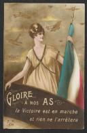 GLOIRE A NOS AS 1917 (E.M) - Patriottisch