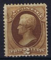 USA: Scott  135 , Mi. 37 Part Gum  1870 - 1847-99 General Issues