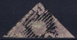 Cape Of Good Hope: 1855 -1863 6 D  Rose-lilac  Cancelled Mi 3 I - Südafrika (...-1961)