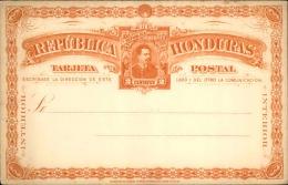 HONDURAS - Entier Postal Non Voyagé- A Voir - L 2668 - Honduras