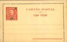 PORTUGAL / CAP VERT - Entier Postal Non Voyagé - A Voir - L 2678 - Cap Vert