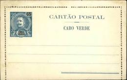 PORTUGAL / CAP VERT - Entier Postal Non Voyagé - A Voir - L 2679 - Cap Vert