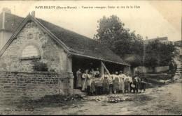 52  FAYL BILLOT  Vanniers Trempant L' Osier  Rue De La Cote - Fayl-Billot