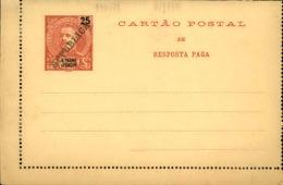 PORTUGAL / ST THOMAS ET PRINCE - Entier Postal Non Voyagé - A Voir - L 2682 - St. Thomas & Prince