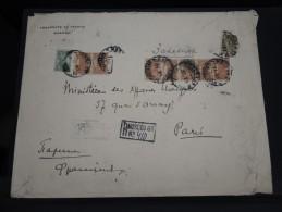 RUSSIE - Env Recommandée De L'ambassade De France à Moscou Pour Paris - Grand Format - Interessant - A Voir - P20681