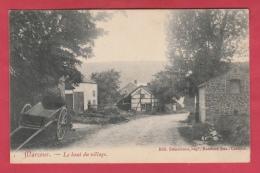 Marcour(t)  - Le Haut Du Village - 1911 ( Voir Verso ) - Rendeux