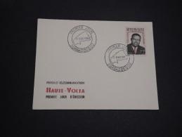HAUTE VOLTA - FDC Proclamation De La République En 1959 - A Voir - L 2712 - Haute-Volta (1958-1984)