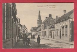 Assenede - De Hoogstraat - Geanimeerd ( Verso Zien ) - Assenede