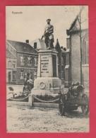 Assenede - Gedenkteken 1914-18 .... Geweer (  Verso Zien ) - Assenede