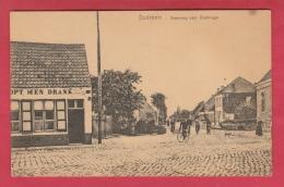 """Dudzele - Steenweg Naar Zeebrugge - Café """" Opt Men Drank """"  (  Verso Zien ) - Brugge"""