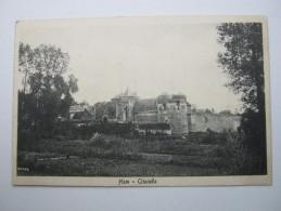HAM , Carte  Postale, 1914/18  , 2 Scans - Ham