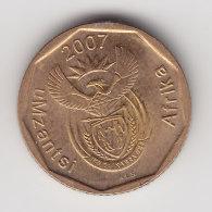 @Y@    Zuid Afrika    10  Cent 2007     (3079) - Afrique Du Sud