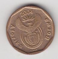 @Y@    Zuid Afrika    10  Cent 2004     (3082) - Afrique Du Sud