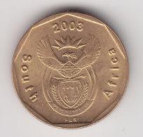 @Y@    Zuid Afrika    10  Cent 2003     (3083) - Afrique Du Sud