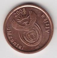 @Y@    Zuid Afrika    5  Cent 2008     (3085) - Afrique Du Sud