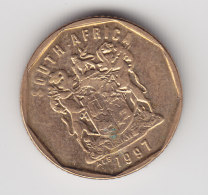 @Y@    Zuid Afrika    10  Cent   1997     (3086) - Afrique Du Sud