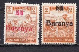 BARANYA MI18-BLACK AND RED MH - Baranya