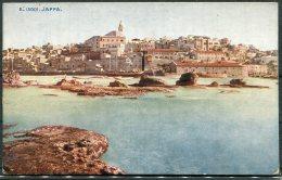 1935 GB Blundellsands, Liverpool Jaffa Palestine Postcard - Palestine