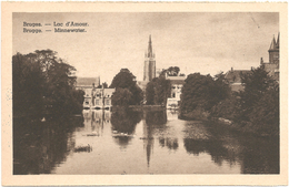 Brugge - Bruges - Minnewater - Lac D'amour - Brugge