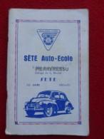 SETE 1957 - Documents Historiques