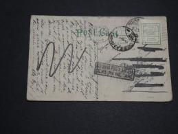 ETATS UNIS - Carte Postale De Houston En 1916 Passée Par La Censure - A Voir - L 2760 - Storia Postale